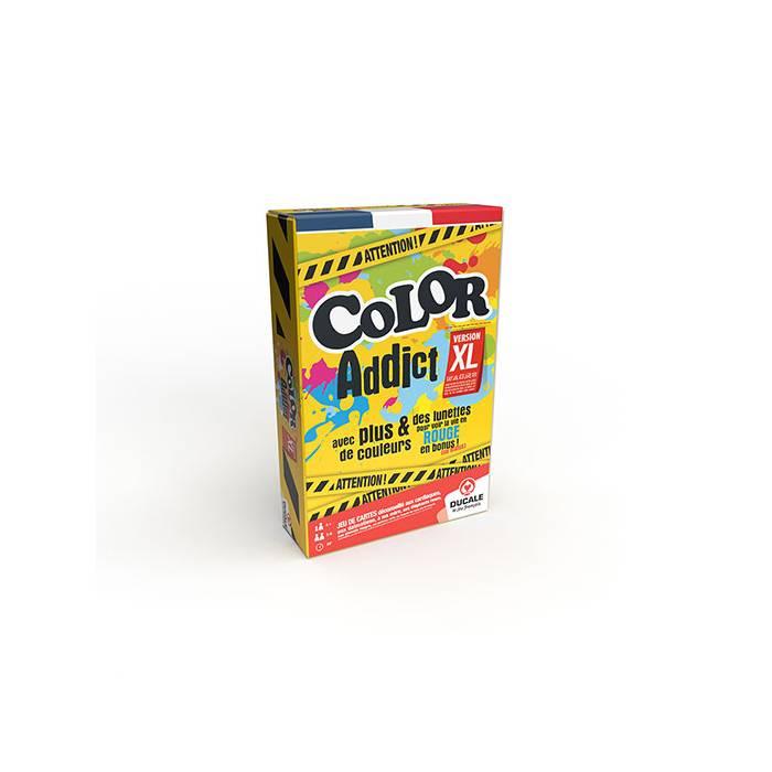 """""""COLOR ADDICT XL""""- Ducale le jeu français"""