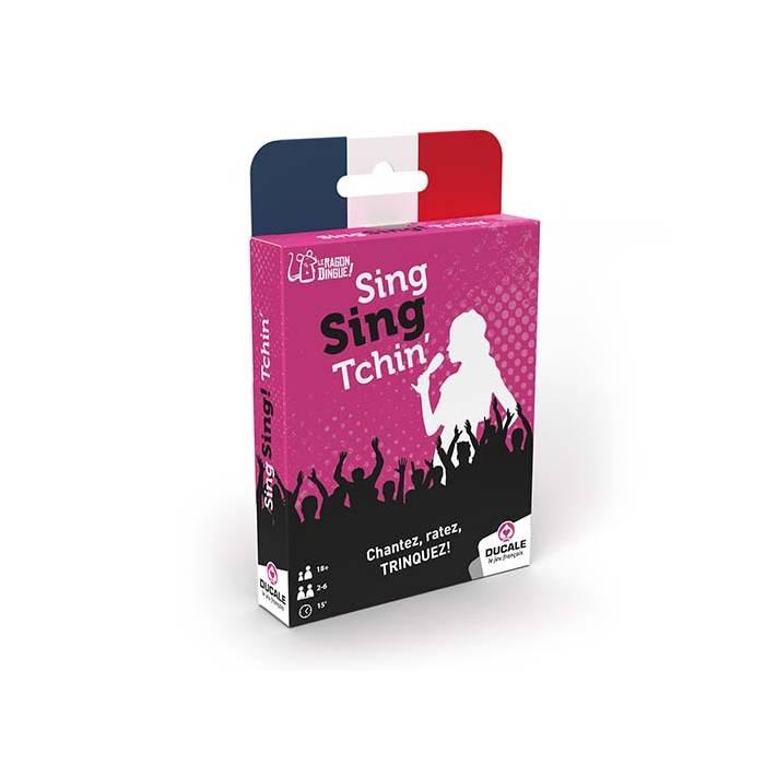 """""""SING SING TCHIN"""" - Ducale le jeu français"""