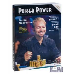 Poker Power – par Daniel Negreanu - 496 pages – Edition Fantaisium