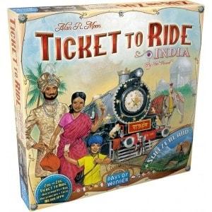Les Aventuriers du Rail - Extension India