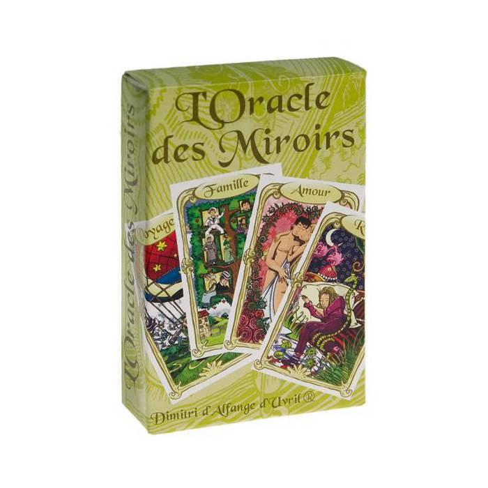 L'Oracle des Miroirs - Jeu de 53 cartes