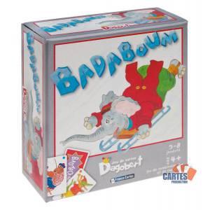 Dagobert Badaboum - Jeu de 44 cartes
