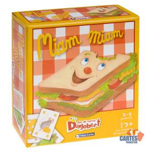 Dagobert Miam Miam - Jeu de 44 cartes