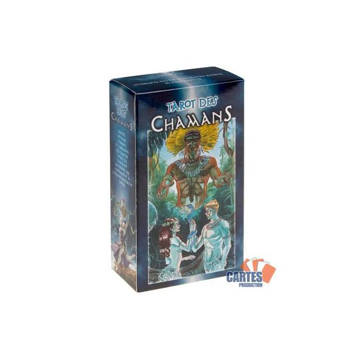 Tarot des Chamans - Jeu de 78 cartes
