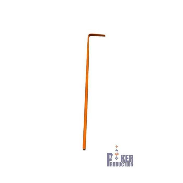 Rateau en bois massif pour Craps ou Roulette 92 cm