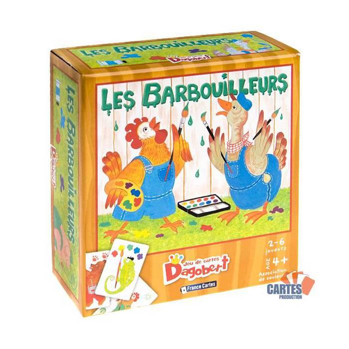 Dagobert Les Barbouilleurs - Jeu de 44 cartes