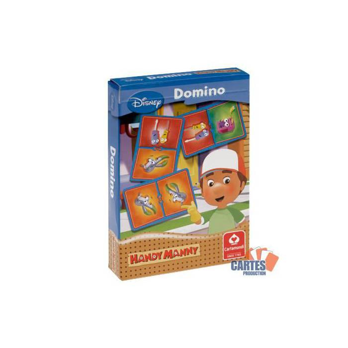 Domino Handy Manny - Jeu de 32 cartes
