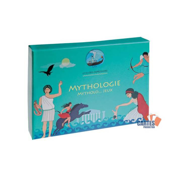 Mythologie Le Jeu des Expressions - Jeu de 84 cartes