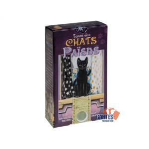 Tarot des Chats Païens - Jeu de 78 cartes
