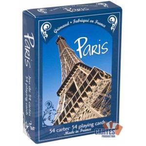 Paris - Jeu de 55 cartes