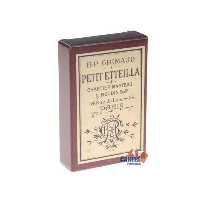 Le Petit Etteilla - Jeu de 33 cartes