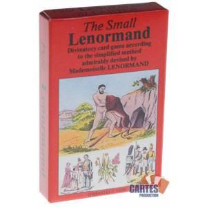 Le Petit Lenormand - Jeu de 37 cartes