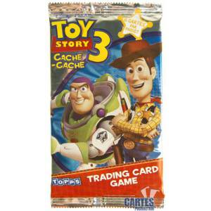 Pochette Booster Toy Story 3