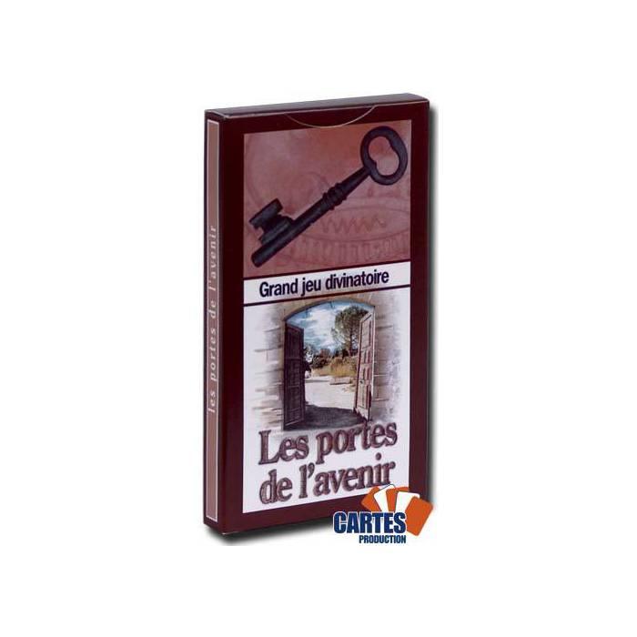 Les portes de l'avenir - Jeu de 23 cartes