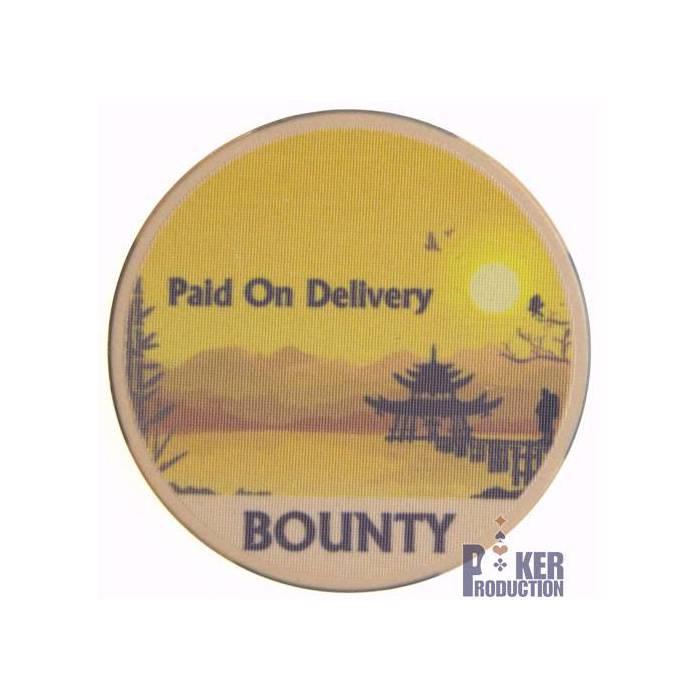Jeton Bounty Zen – en céramique – 10g