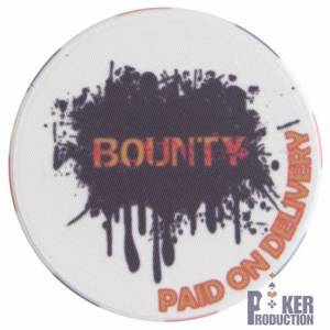 Jeton Bounty Royal Flush – en céramique – 10g