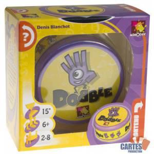 Dobble – Jeu de 55 cartes