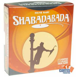 Shabadabada - Jeu de 53 cartes
