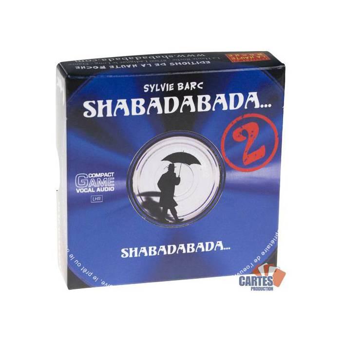 Shabadabada 2 - Jeu de 53 cartes