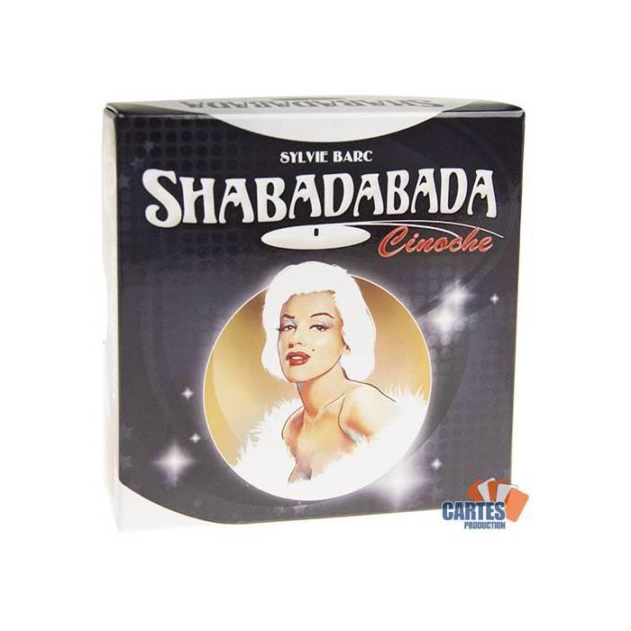 Shabadabada Cinoche - Jeu de 53 cartes