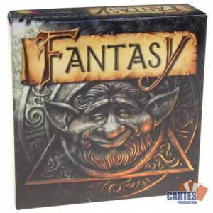 Fantasy - Jeu de 56 cartes