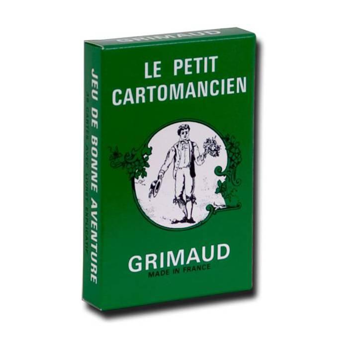 Le petit Cartomancien - Jeu de 36 cartes