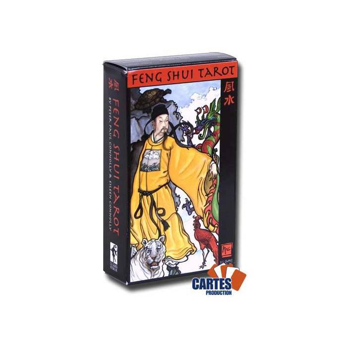 Tarot Feng Shui - Jeu de 78 cartes