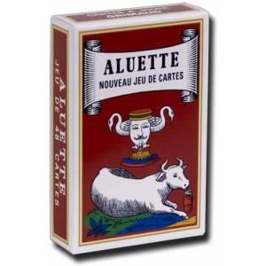 Aluette - Jeu de 48 cartes