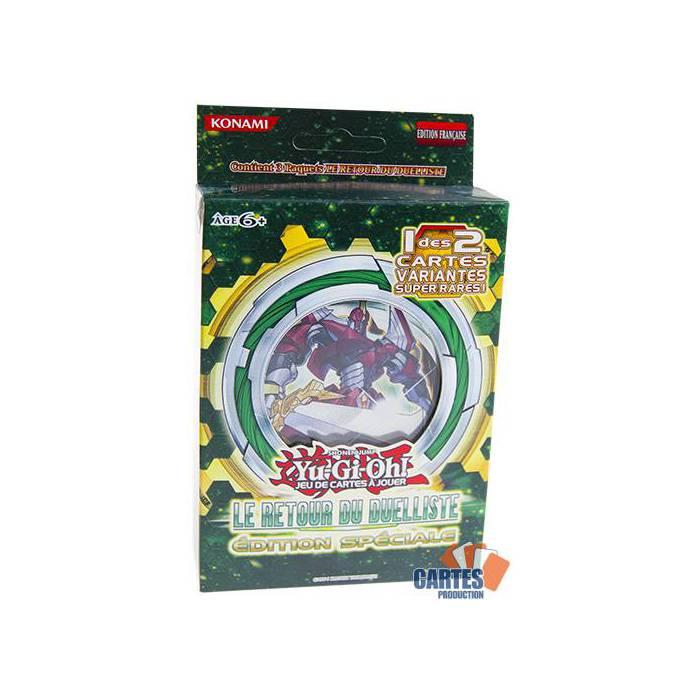 Yu-Gi-Oh! : Le Retour du Duelliste - Edition Spéciale