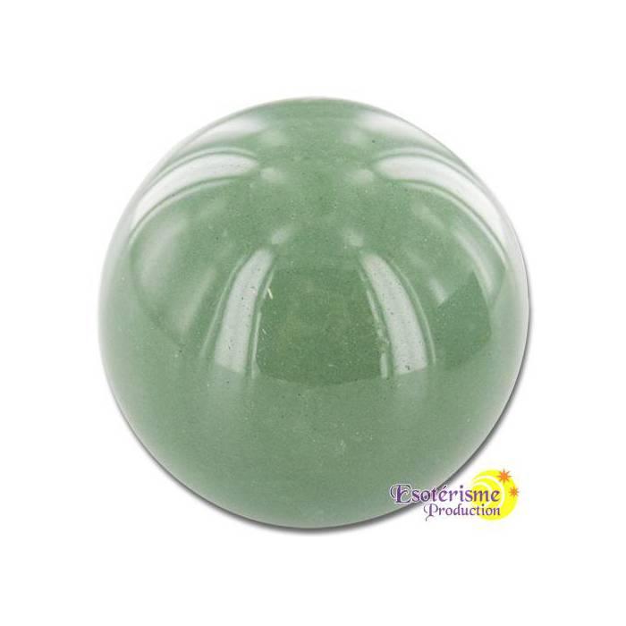 Sphère Aventurine Verte