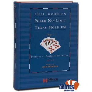 Poker No Limit Texas Hold'em Tome 2 – par Phil Gordon - Micro Application