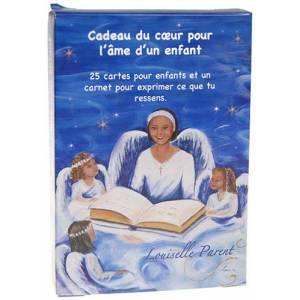 Jeu de Cartes Cadeau du Coeur pour l'Ame d'un Enfant