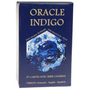 Oracle Indigo - Jeu de 57 cartes