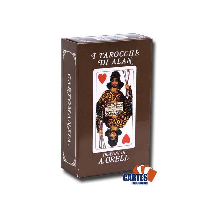 Tarot Di Alan - Jeu de 78 cartes