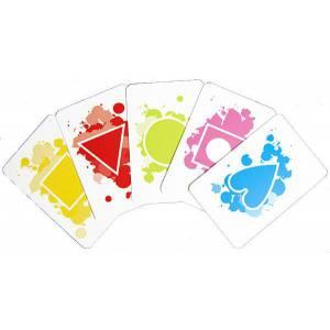 Color Addict Kidz - Jeu de 42 cartes