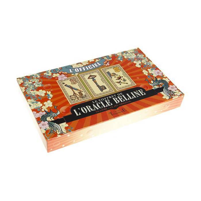 1723017f6a284d Le coffret de l Oracle Belline   Livre + Jeu de 52 cartes