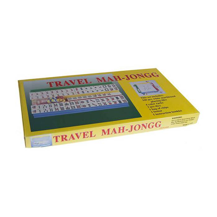 Mah Jong de Voyage
