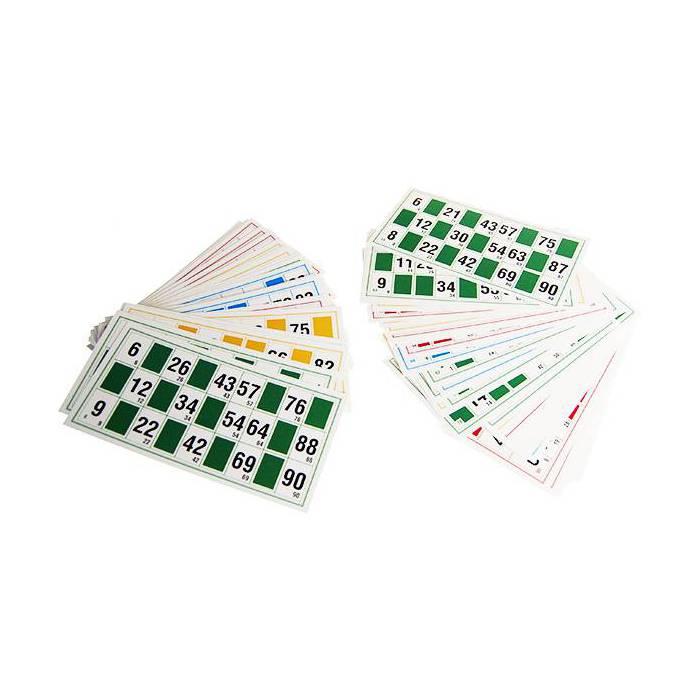 Cartes de Loto (96 cartes)