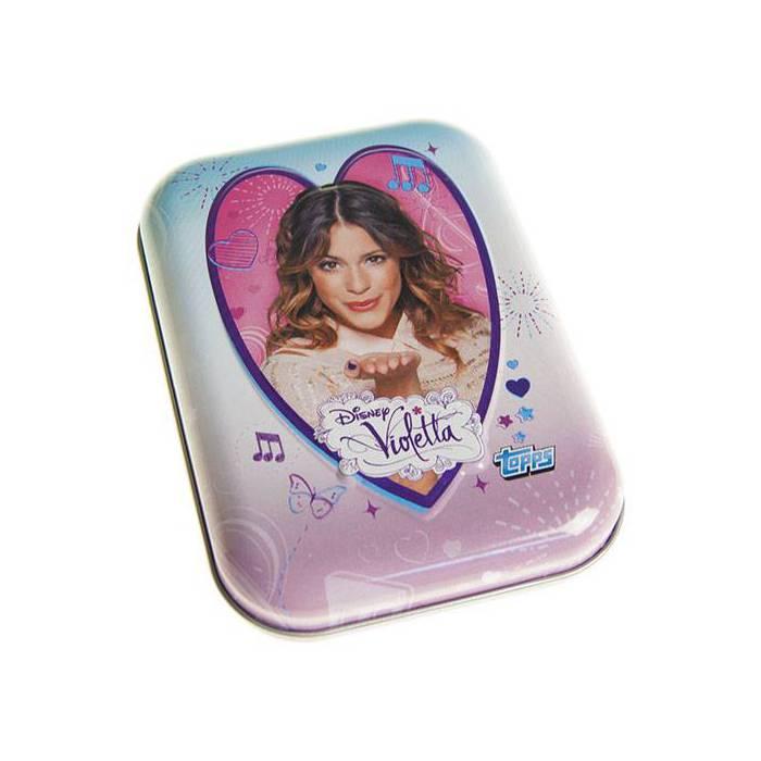 Boîte Collector Violetta - Jeu de 50 cartes