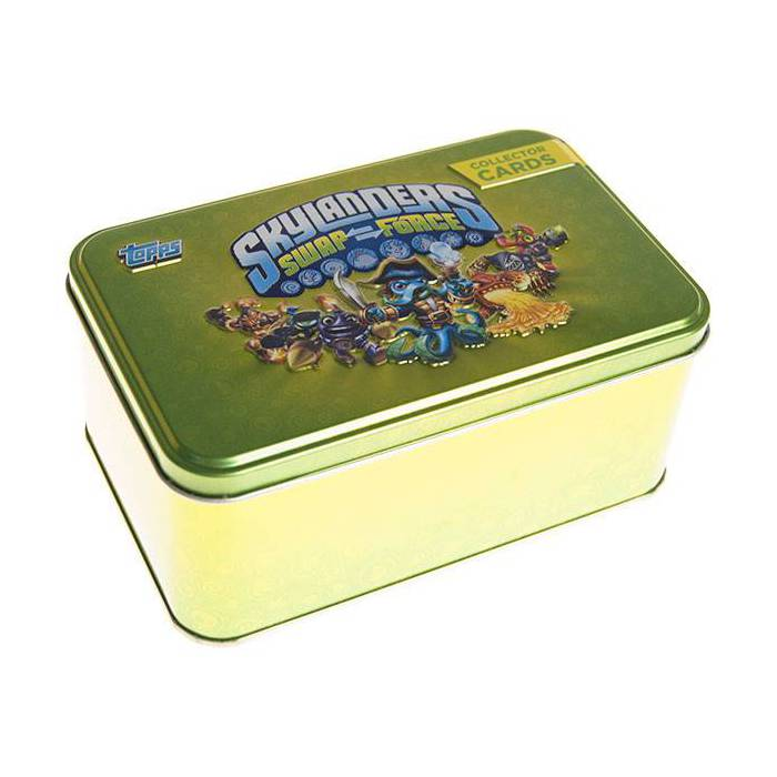 Bo te collector skylanders swap force jeu de 34 cartes - Jeu de skylanders swap force gratuit ...