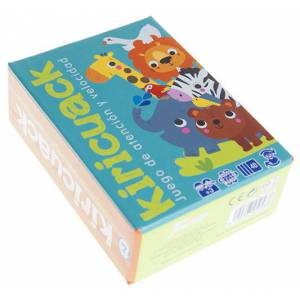 Kiricuack - Jeu de 40 cartes