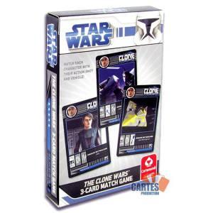 The Clone Wars - Jeu de 30 cartes