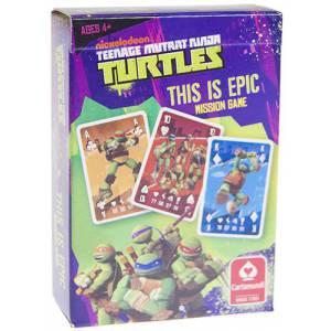 Jeu de mission Jeu de cartes Turtles – Jeu de 54 cartes :