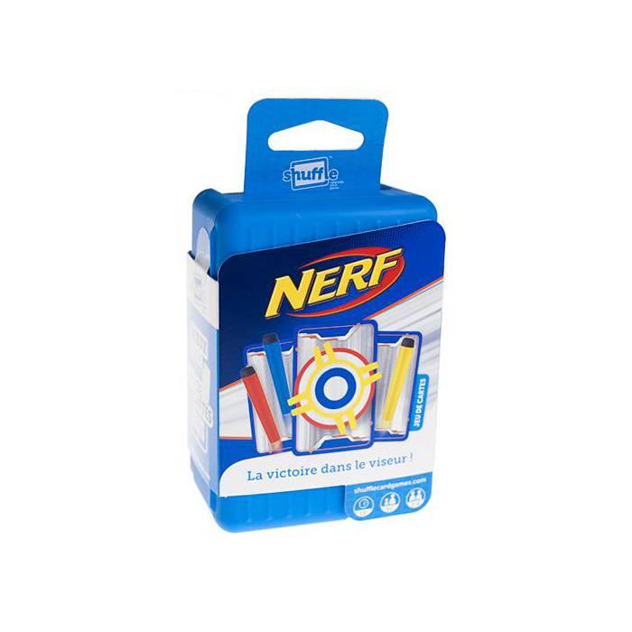 Shuffle Nerf - Jeu de 60 cartes