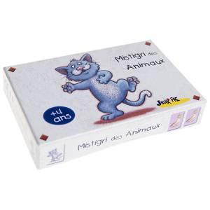 Mistigri des Animaux - Jeu de 33 cartes