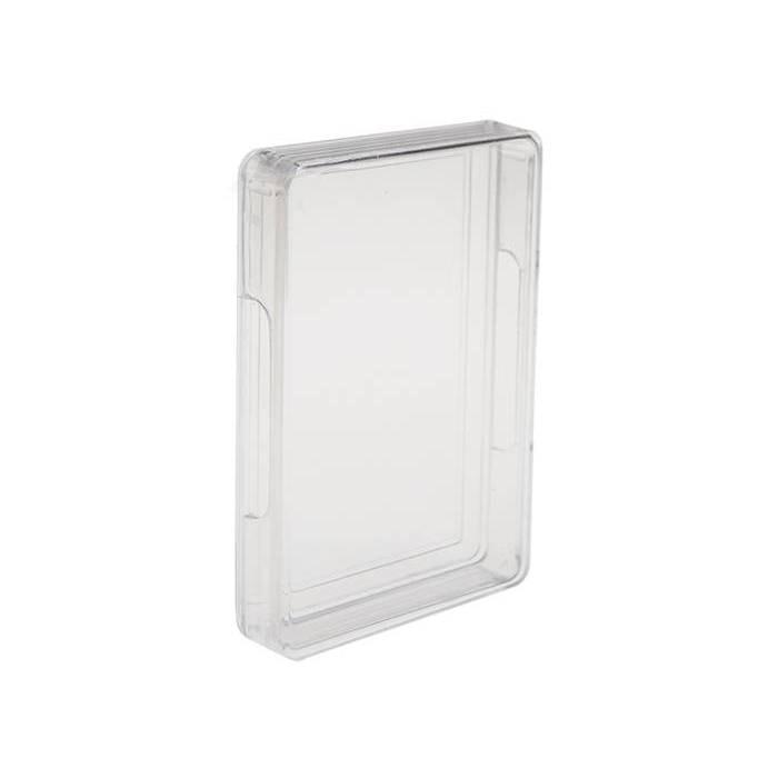 Boîtier transparent pour jeu de Belote