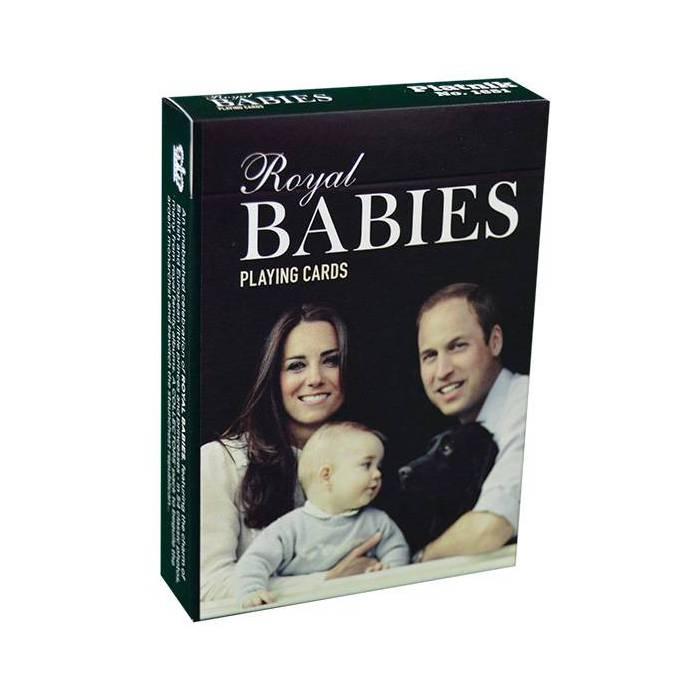 Royal Babies - Jeu de 54 cartes