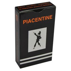 Dal Negro Piacentine 100% PVC - Jeu de 40 cartes