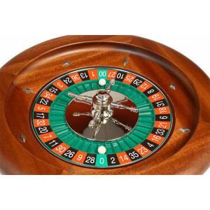 Bille de roulette casino