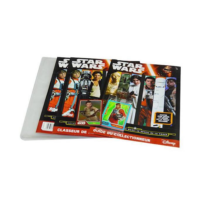 Kit de démarrage / Classeur Star Wars Voyage vers le Réveil de la Force
